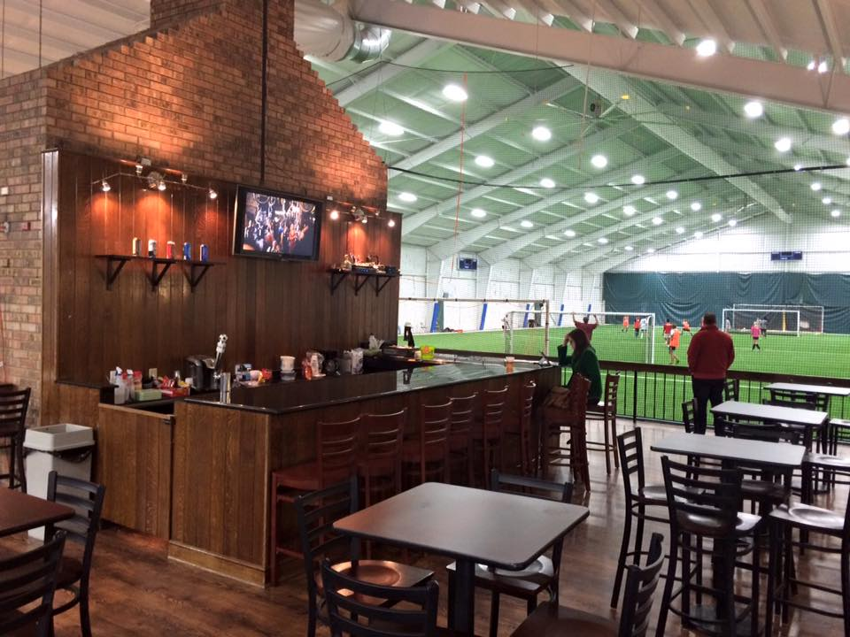 Bar and Turf Field