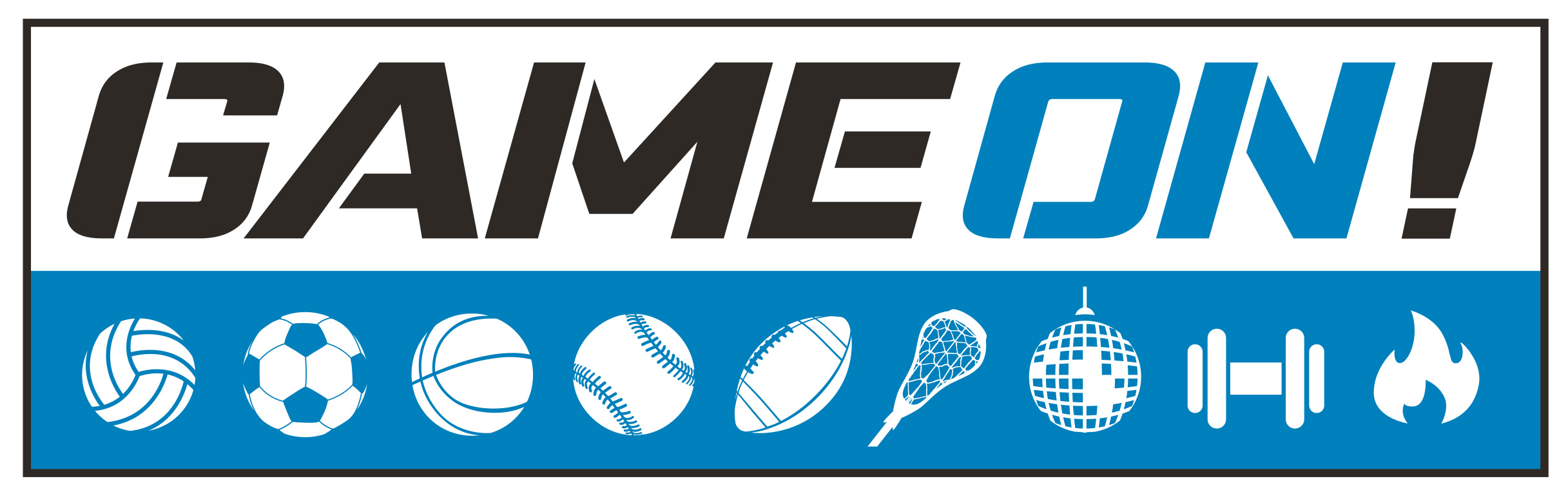 Game On Logo